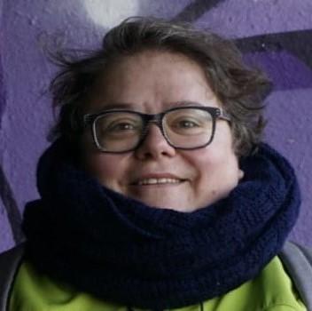 Doreen lächelt